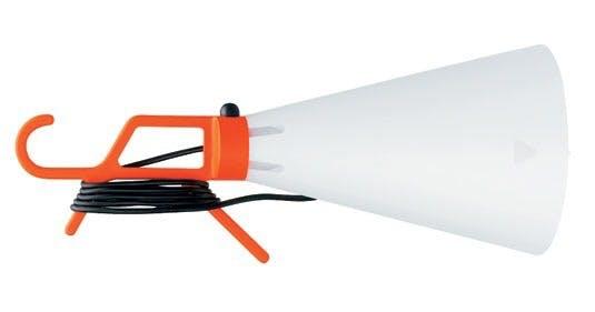 Hånd- og hængelampe
