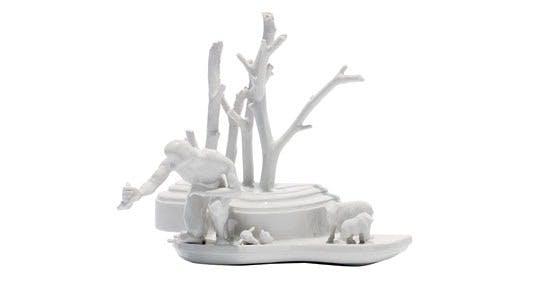 Porcelænsfigur, Hverdagscenarier