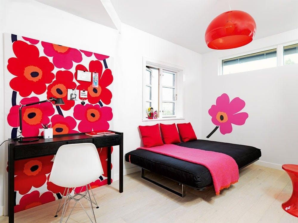 Almas teenageværelse