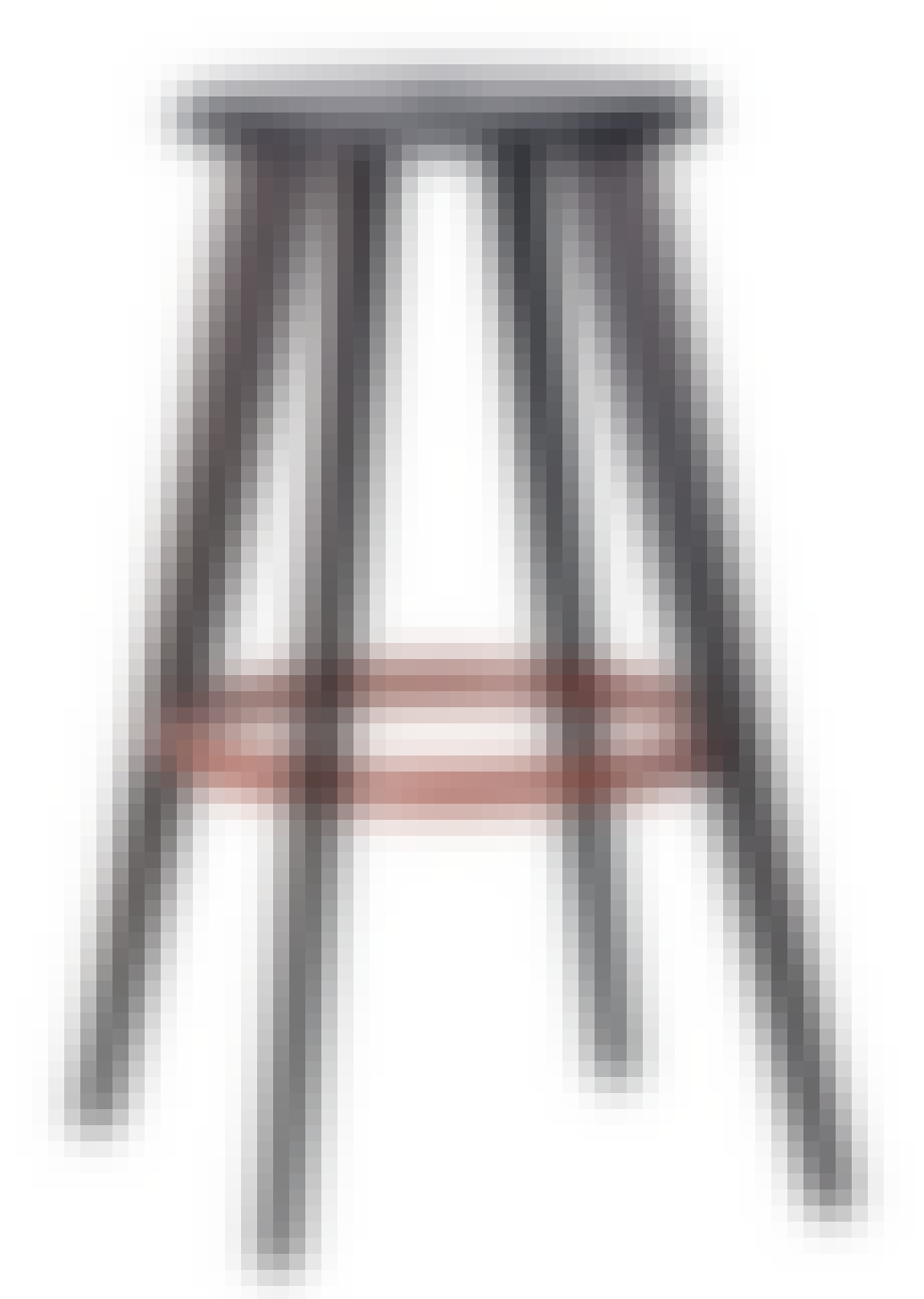 Møbler: Taburetten Haut
