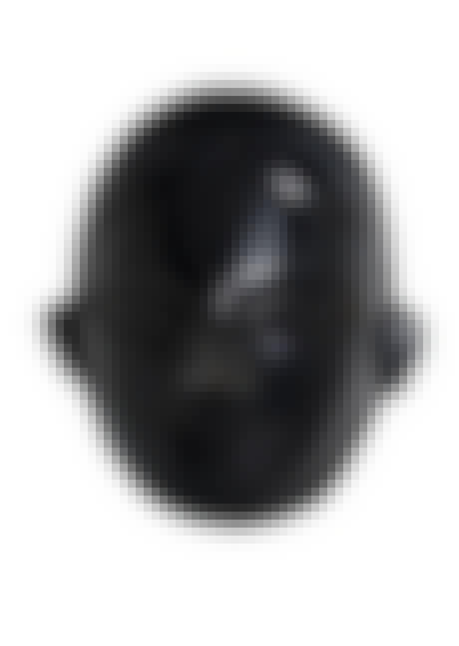 Æske med låg som ansigt