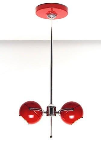 Loftslampen Ballfinger