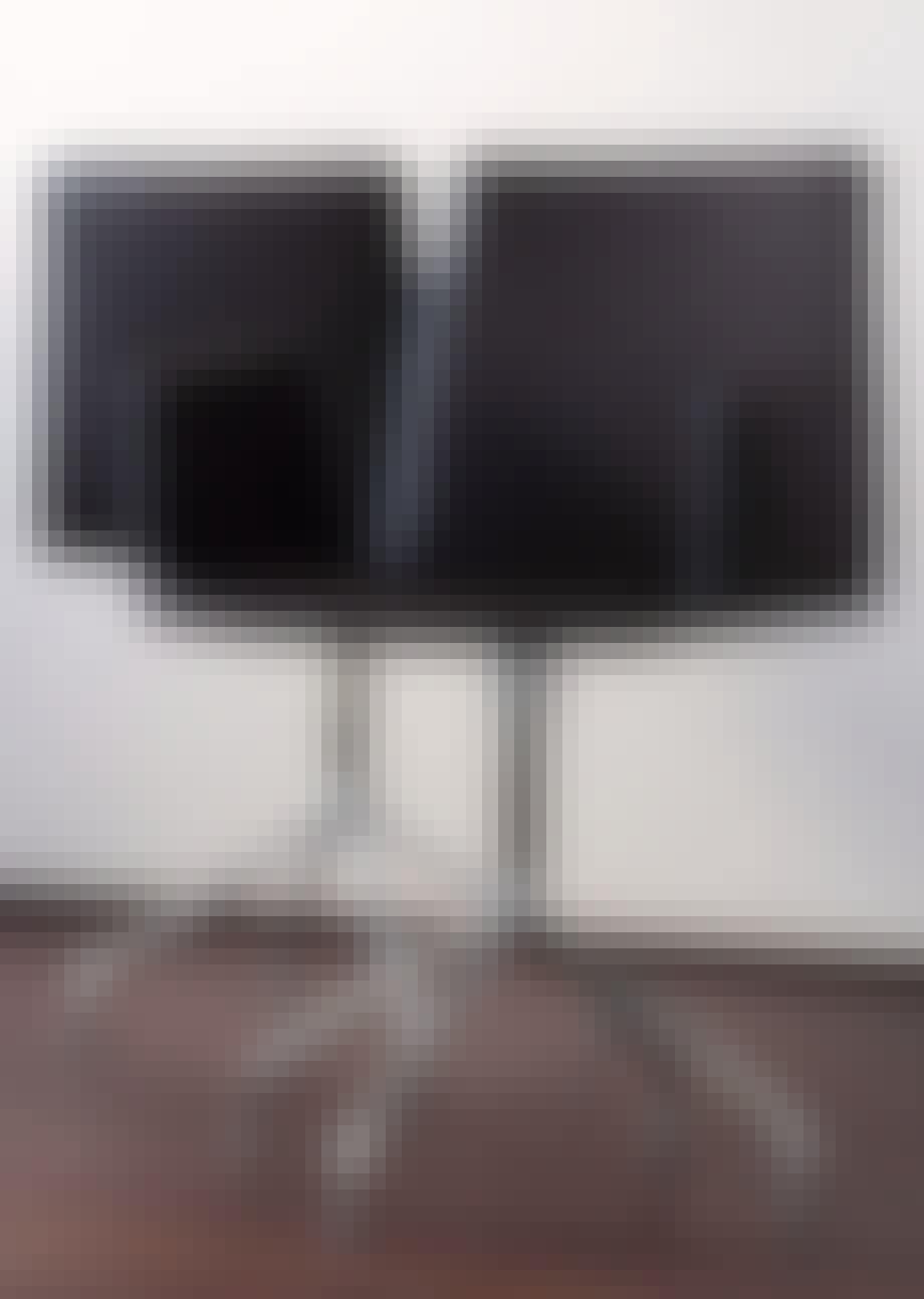 Møbler: Drejestolen Wing