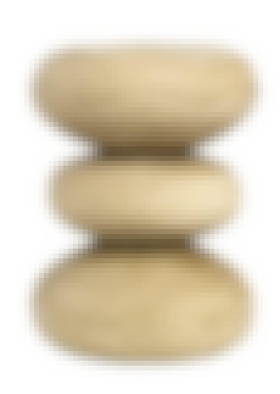 Møbler: Skammel/sidebord