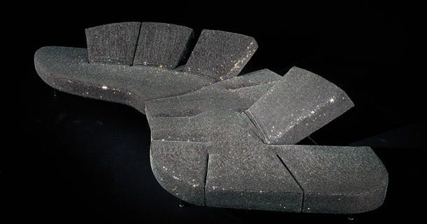 700.000 Swarowski-krystaller