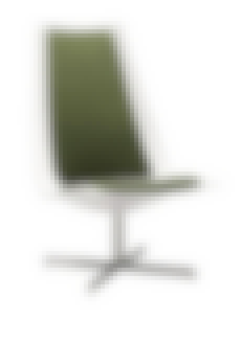Højrygget loungestol