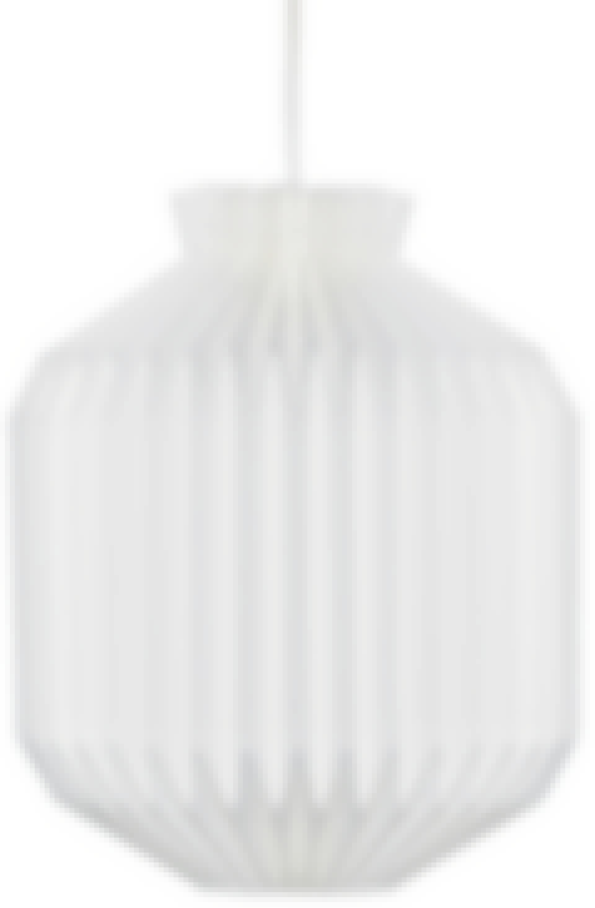 le klint lampe pendel hvid
