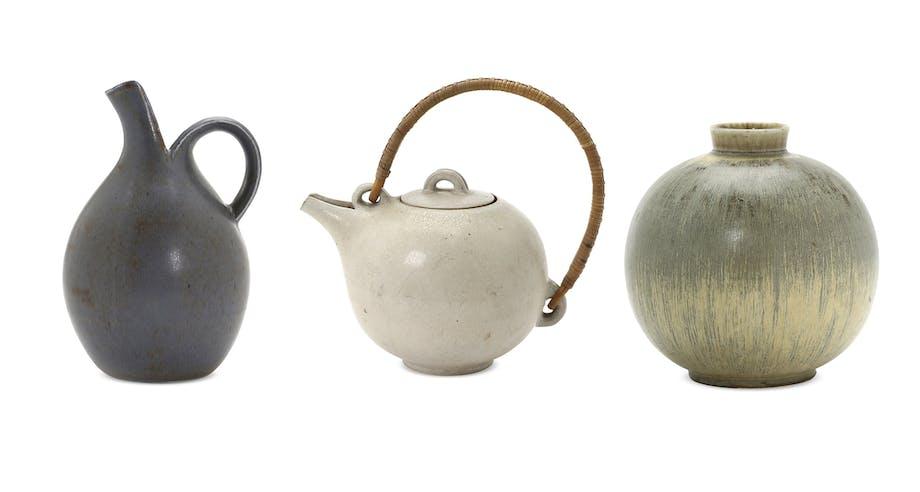 keramik vase kande spring copenhagen