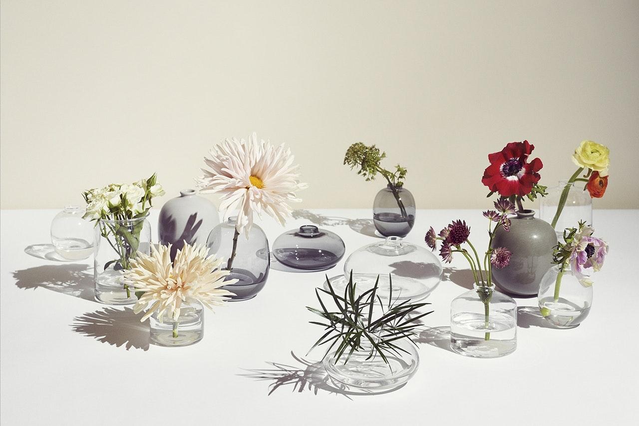 blomster vase blomster opsats
