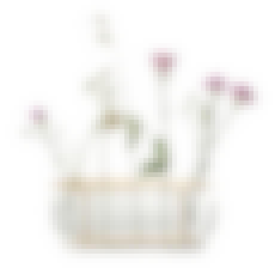 vase blomster opsats fritz hansen