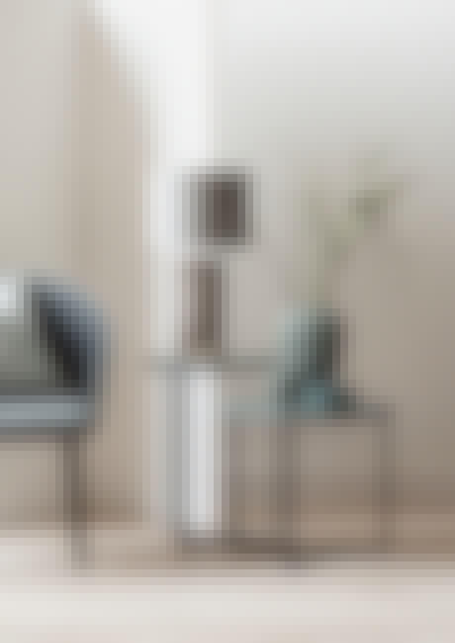 H&M Home ny kollektion lampe vase bord