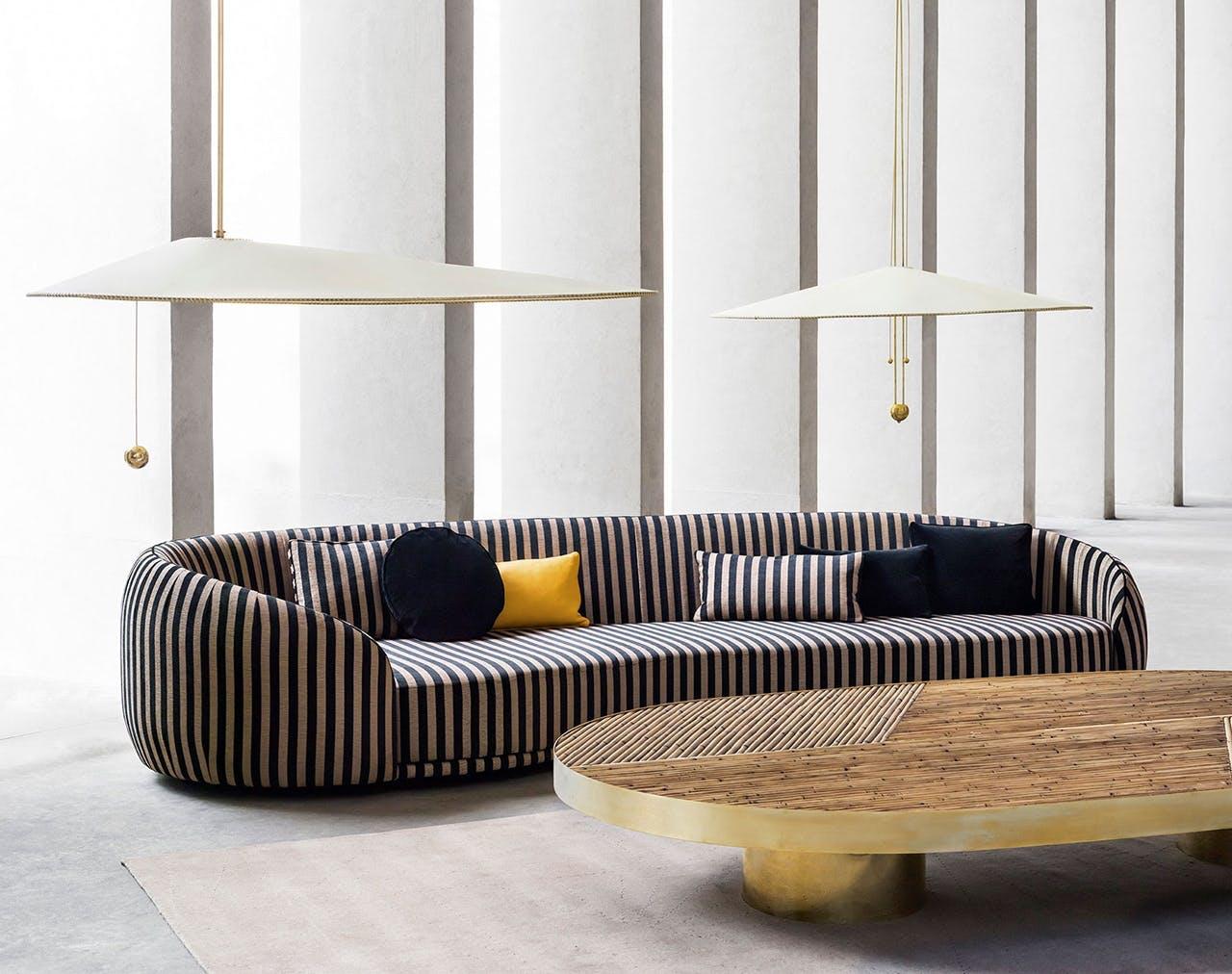 Trend: Stuen skal indrettes med runde former