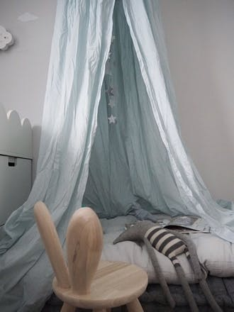 Alice & Fox sengehimmel indretning børneværelset
