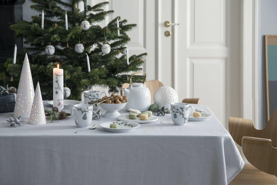 Hammershøi jul stel kähler julebord