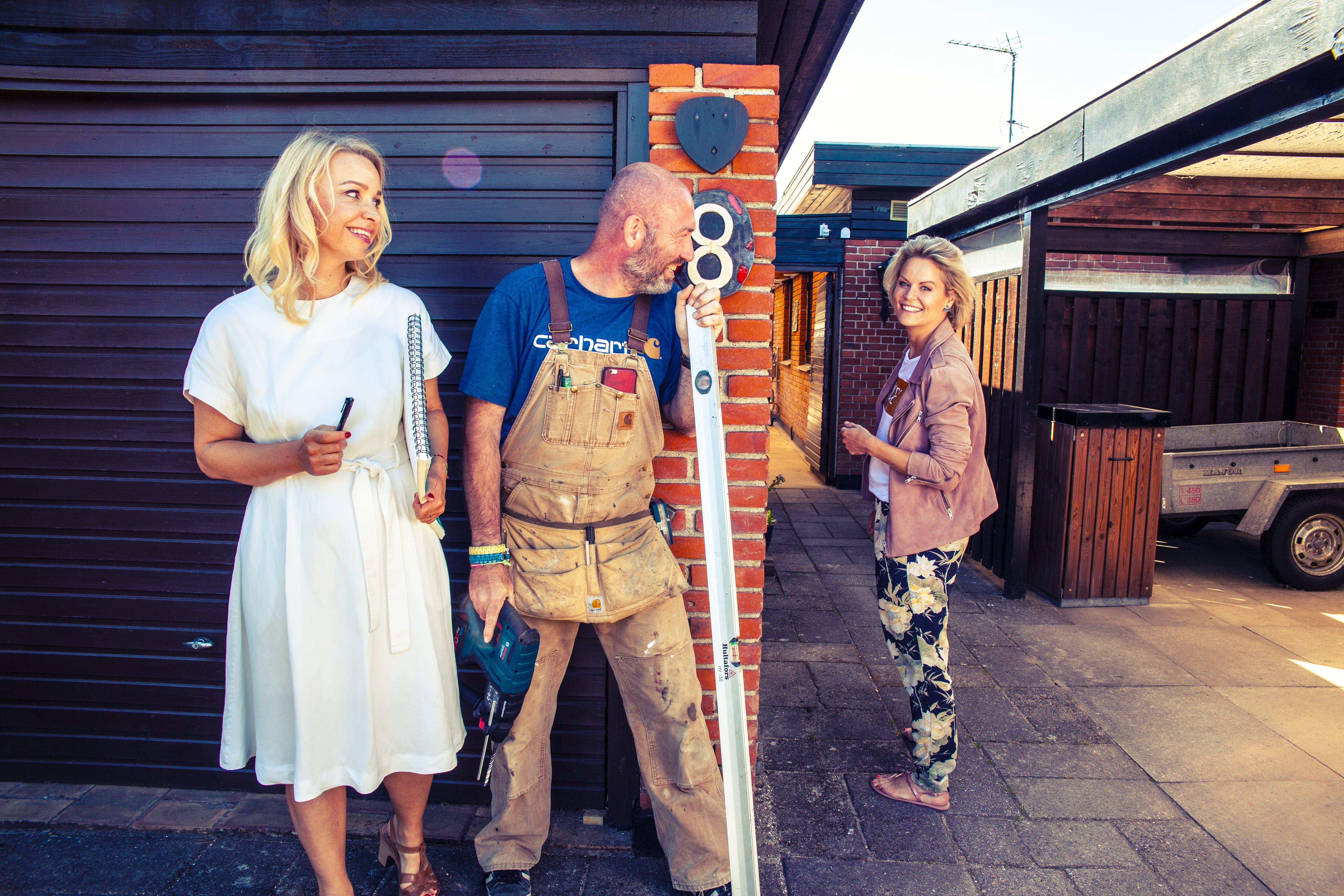 Nyt boligprogram på TV2 – Se de utrolige make-overs