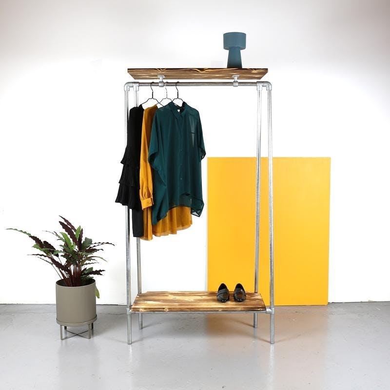 garderobestativ garderobe tøjstativ
