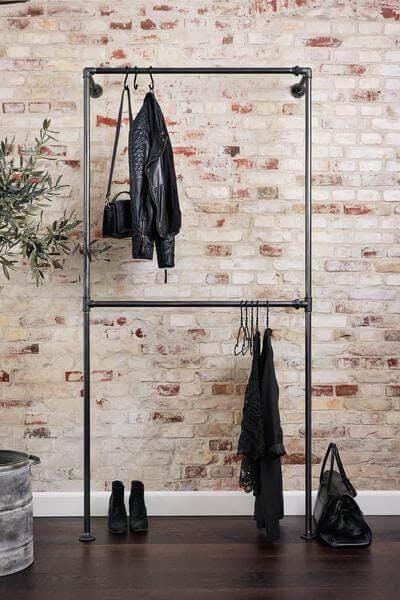 Rackbuddy garderobe tøjstativ garderobestativ