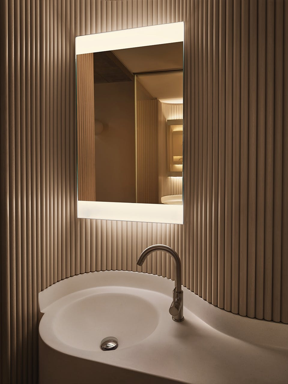 håndvaske badeværelse inspiration