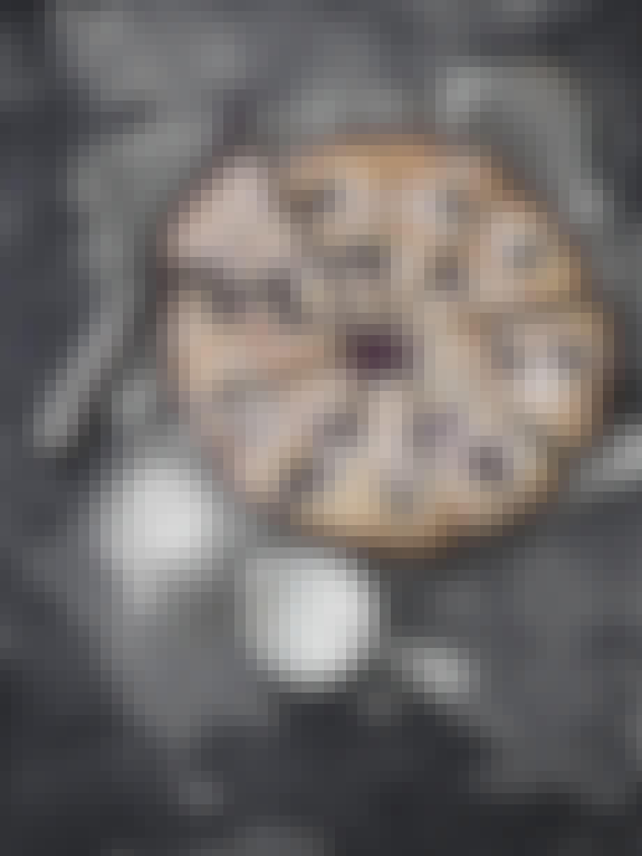 Brombær kage tærte