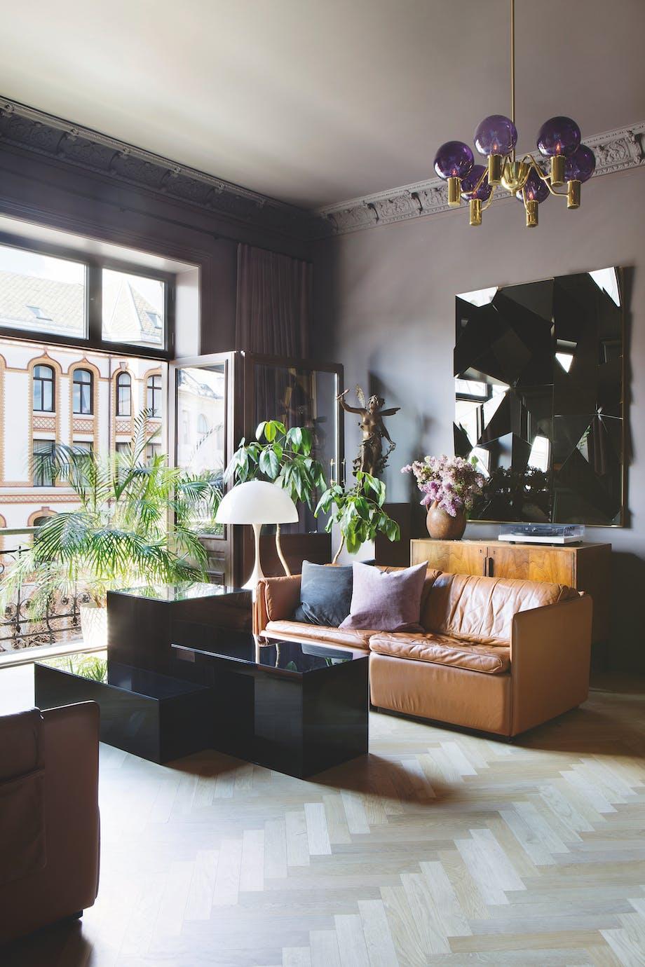 stue herskabslejlighed sofa