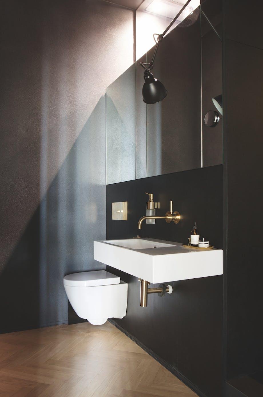 badeværelse håndvask indretning