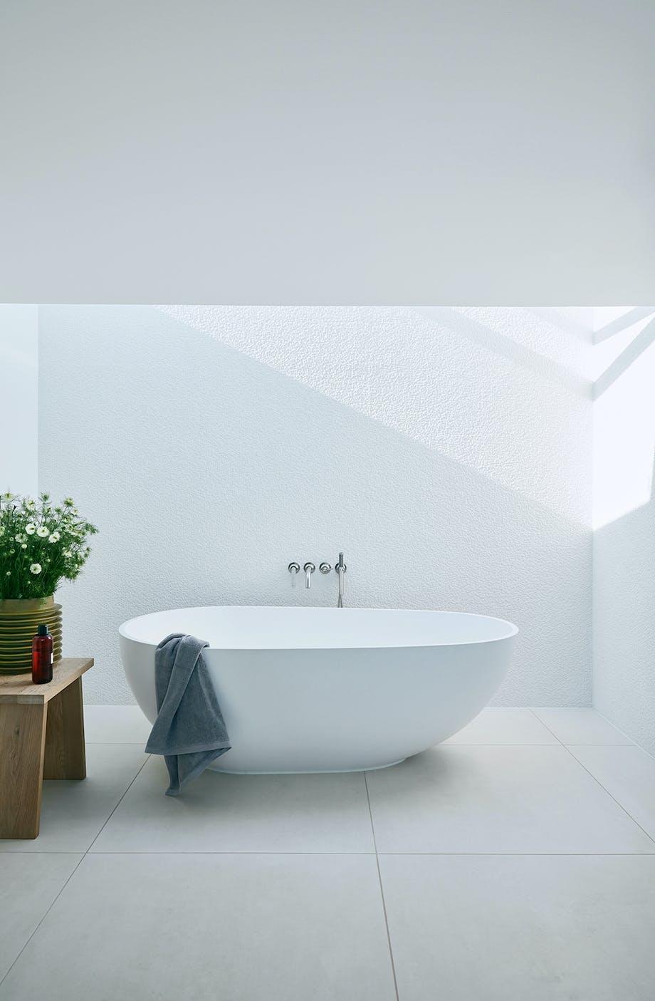 Badeværelse badekar Copenhagen Bath fliser habitat