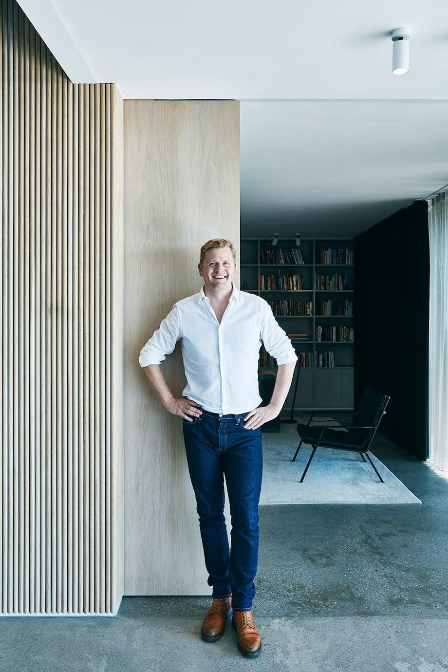 Studio David Thulstrup indretning arkitekt