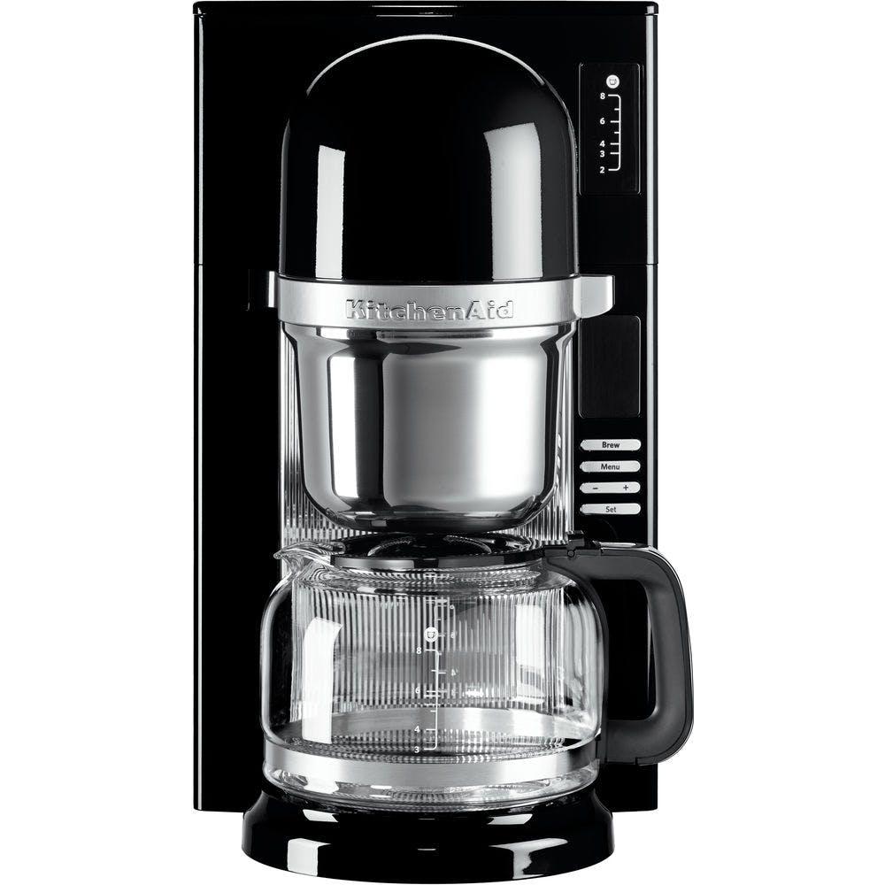 kitchenaid kaffe maskine filter kaffe sort
