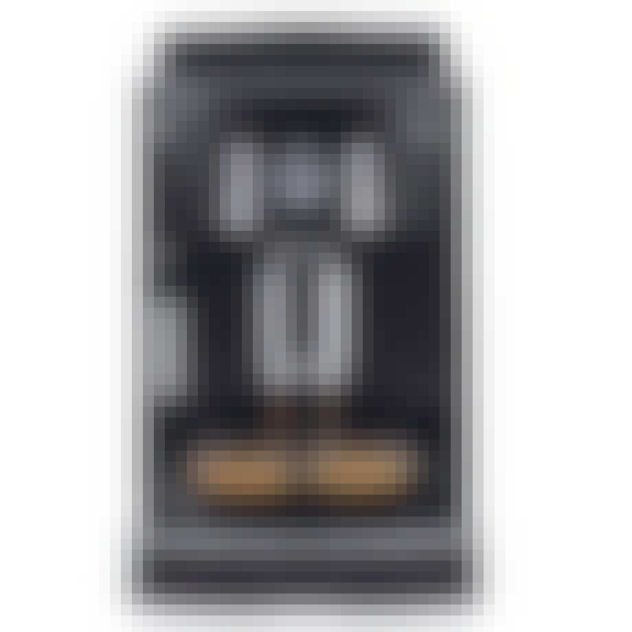 DeLonghi Magnifica sort kaffemaskine