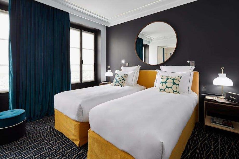 Hotelværelse Paris Luksus