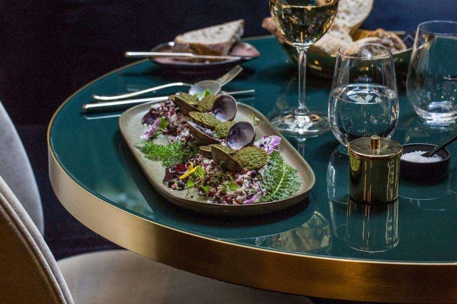 Mad restaurant luksus Paris