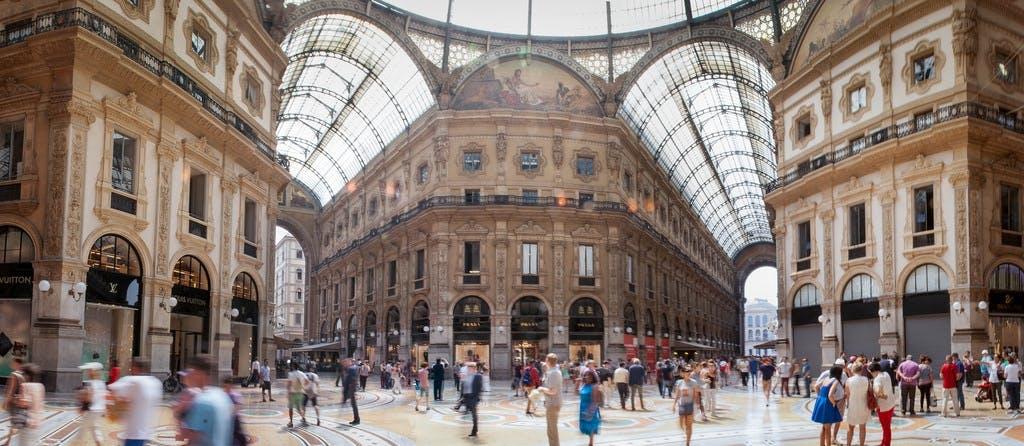 efterårsferie storby ferie shopping milano
