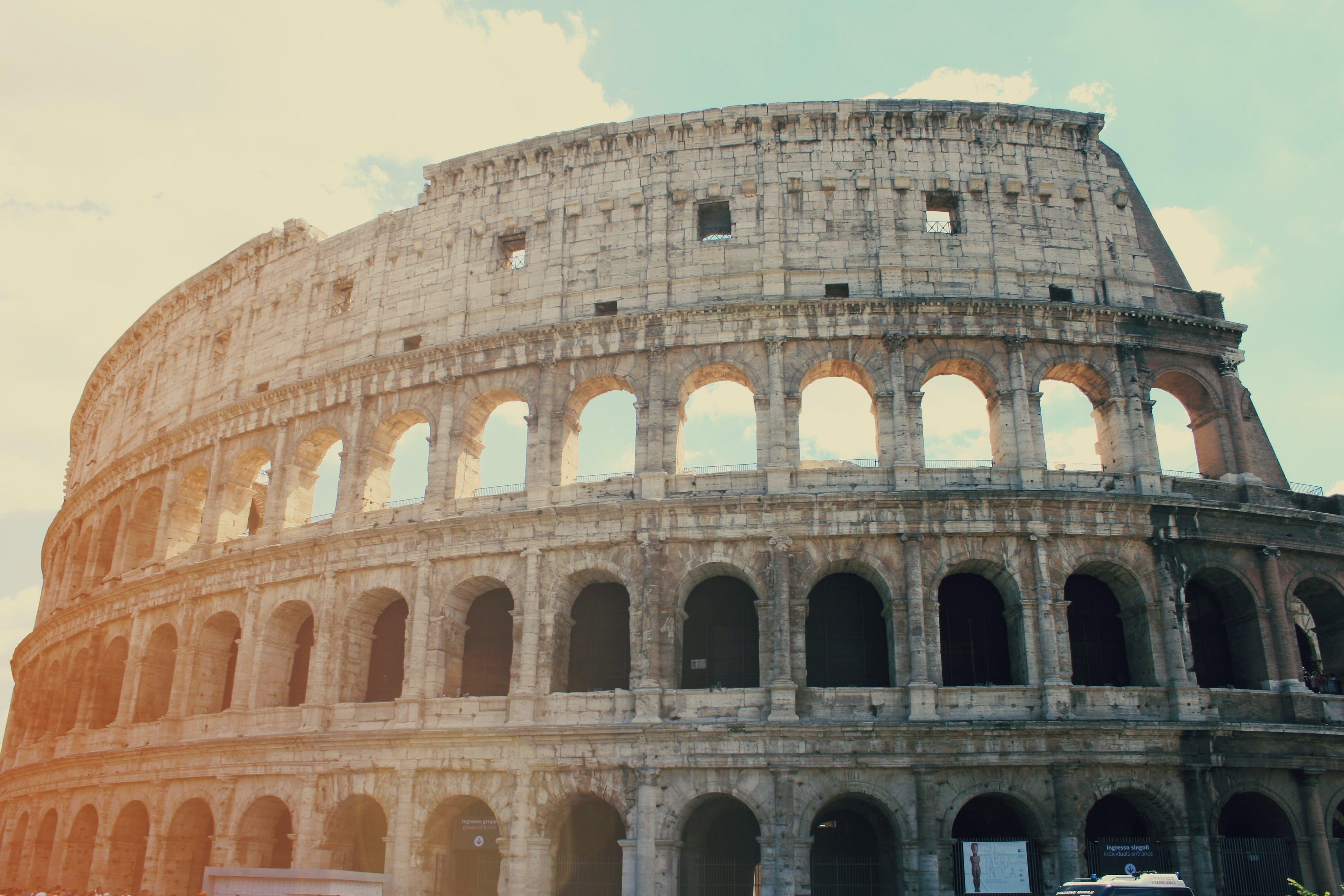 efterårsferie arkitektur rom italien kultur ferie