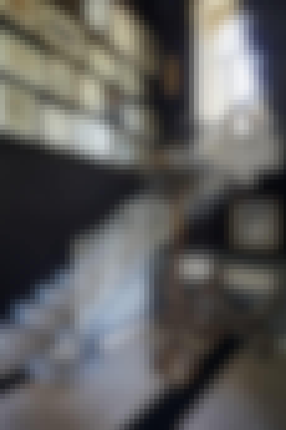 trappe opgang indretning gallerivæg