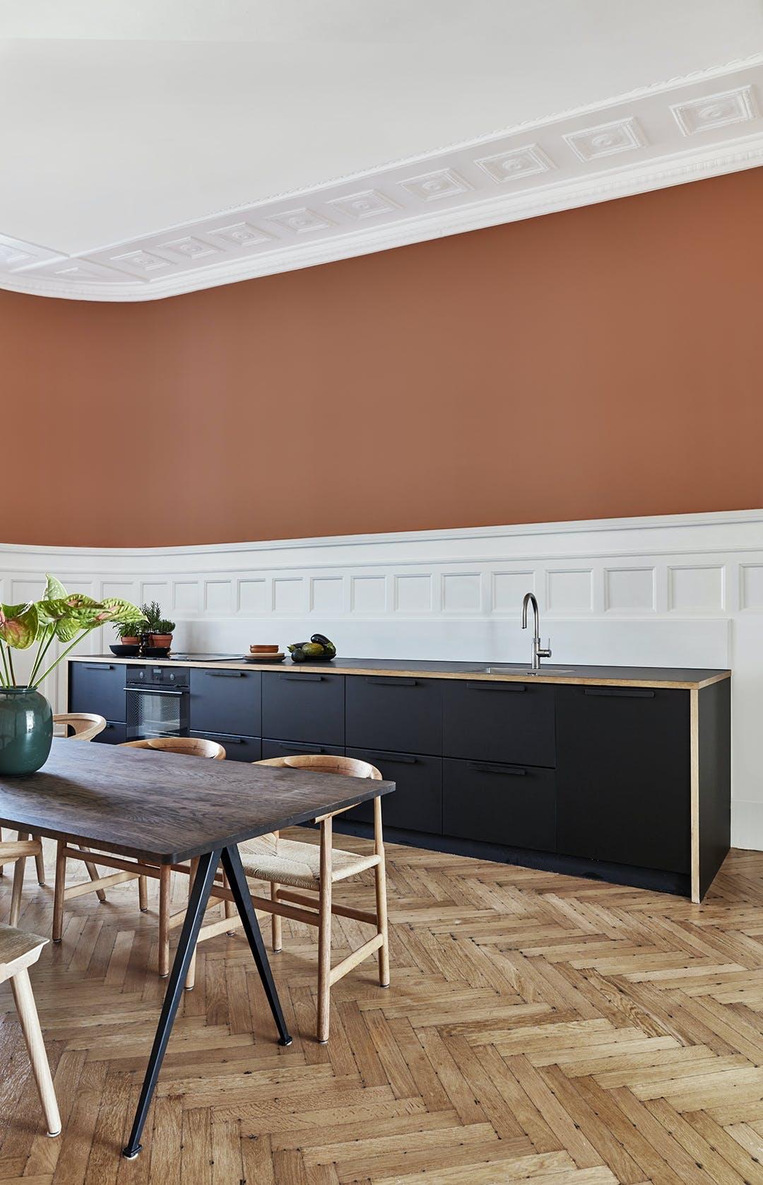 køkken indretning spisestue moderne