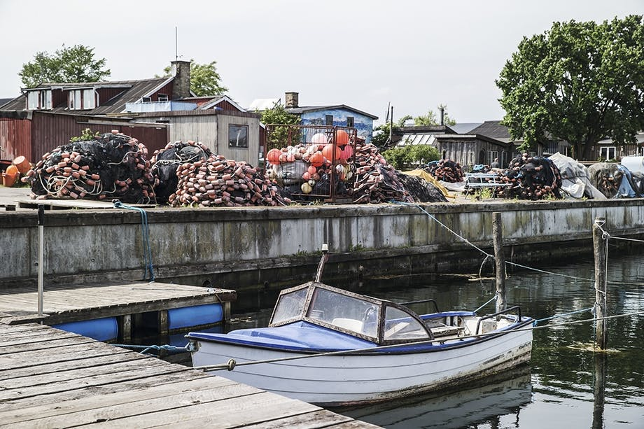 Sydhavnen selvbyggerhus træhus