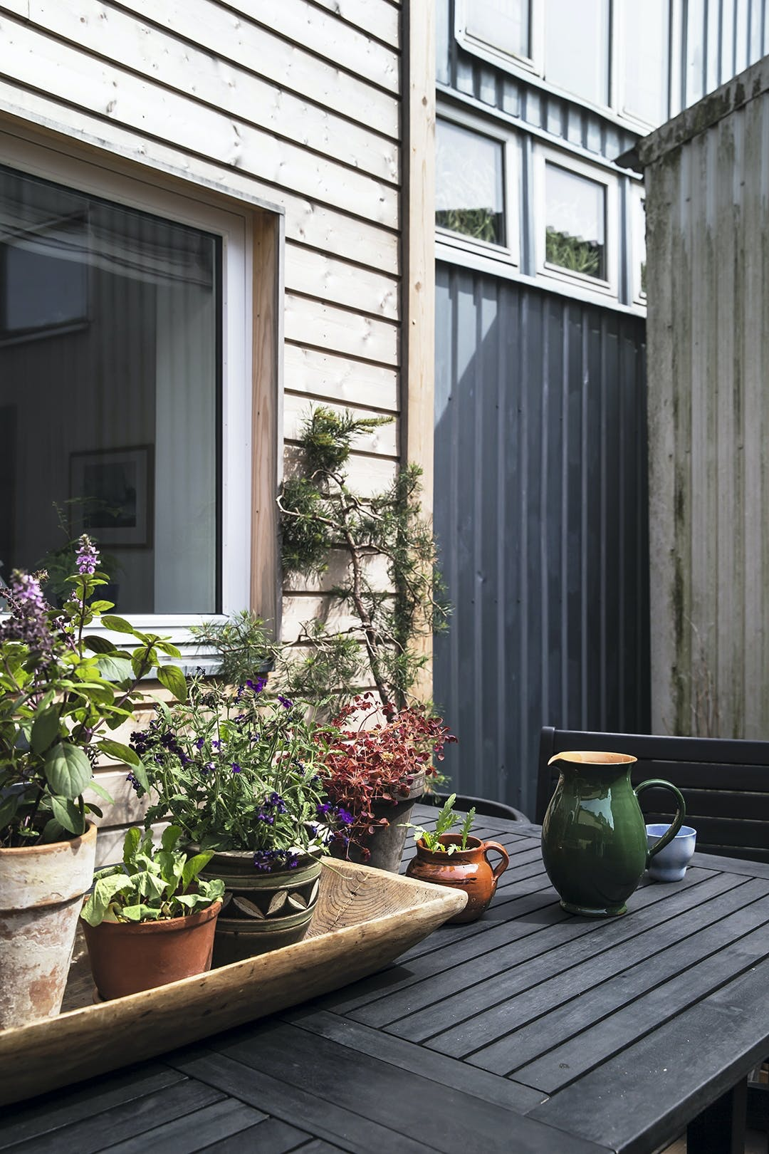 Baggård terrasse havebord