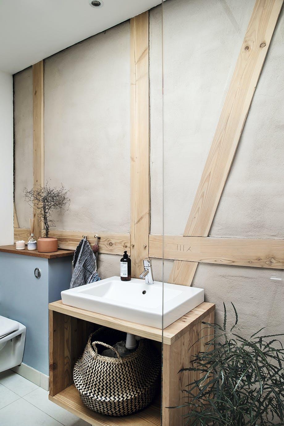 Badeværelse håndvask nybyg