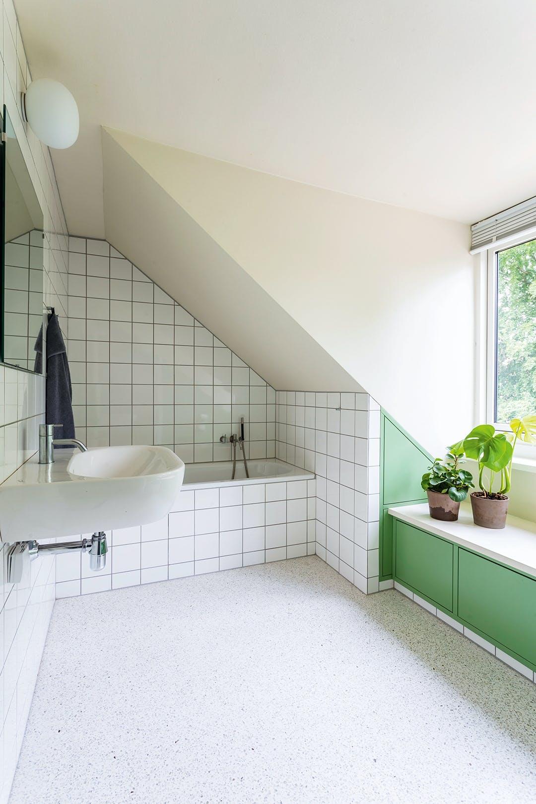 badeværelse badekar klinker smarthome