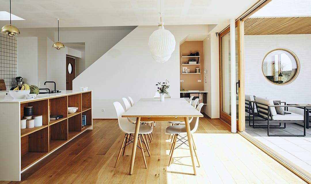 Spisebord køkken lampe