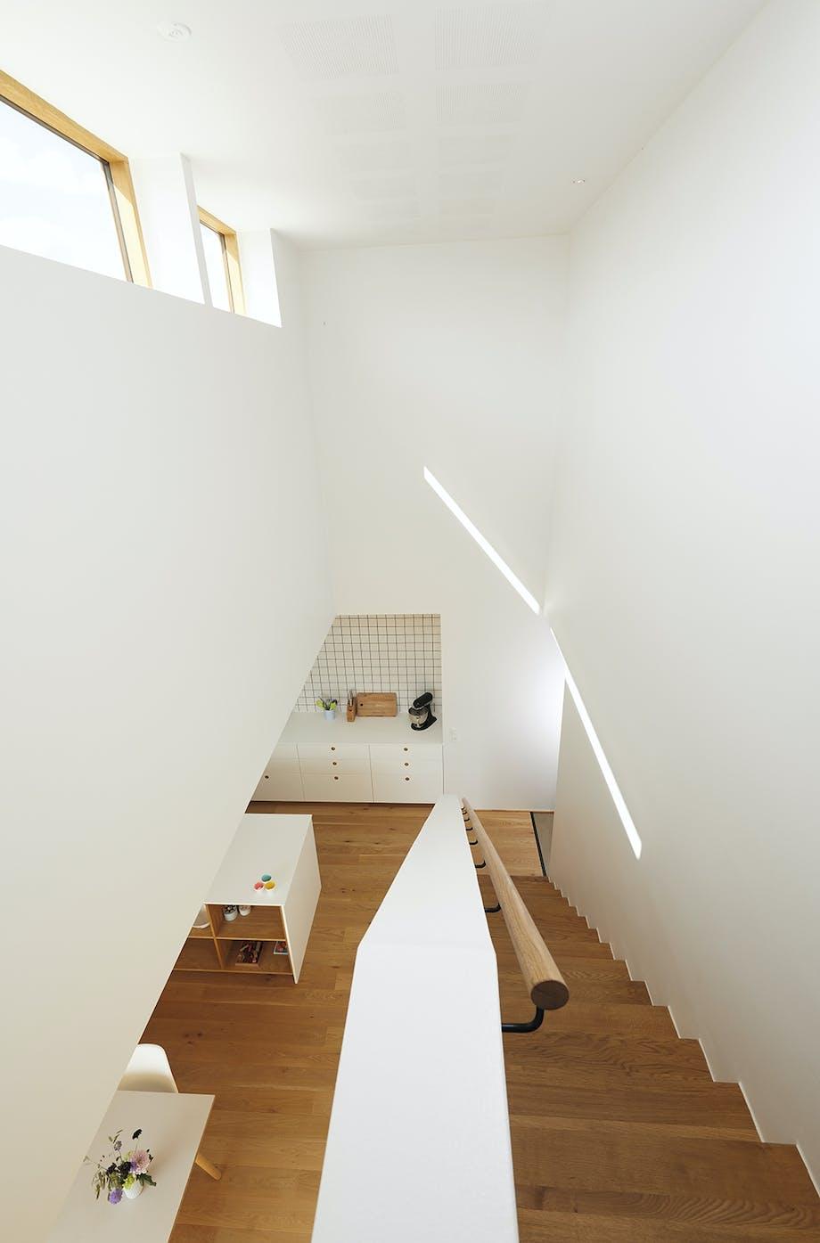 Trappe loft akustik
