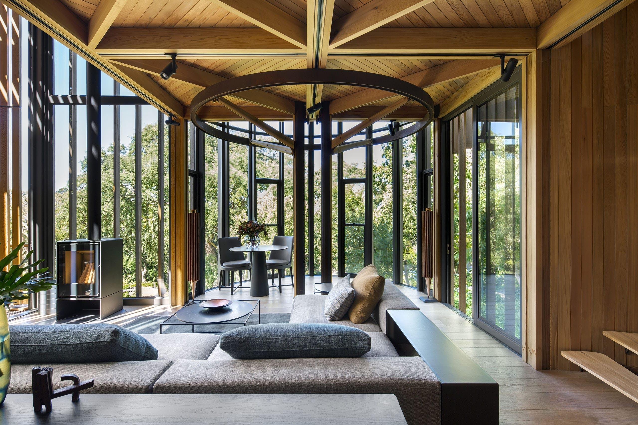 Stue design luksus