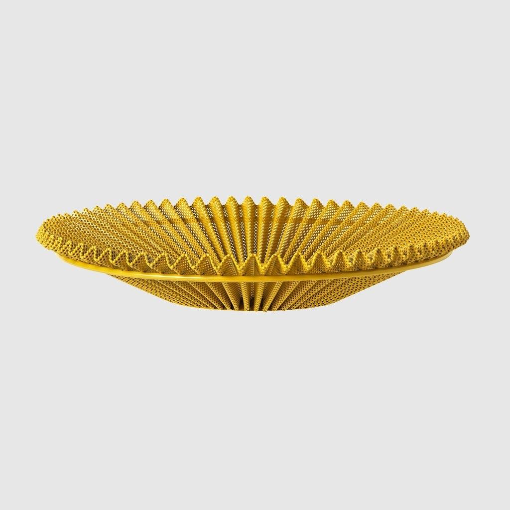 skål gul fad gubi