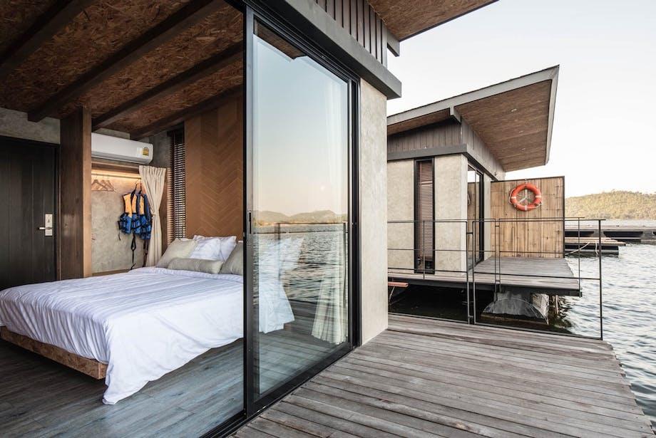 hotel værelse bungalow