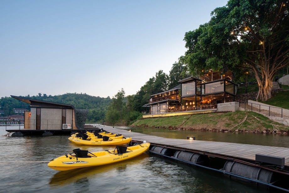 Resort hotel luksus thailand