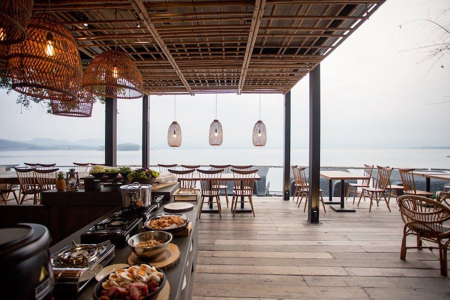 Hotel Thailand luksus buffet