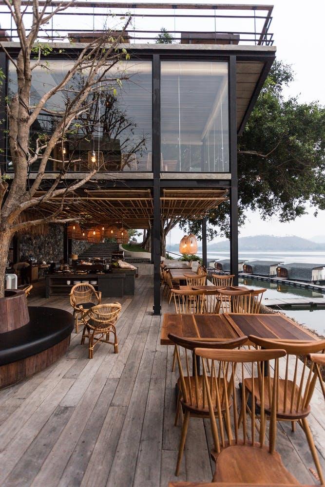 Verdanda hotel luksus thailand