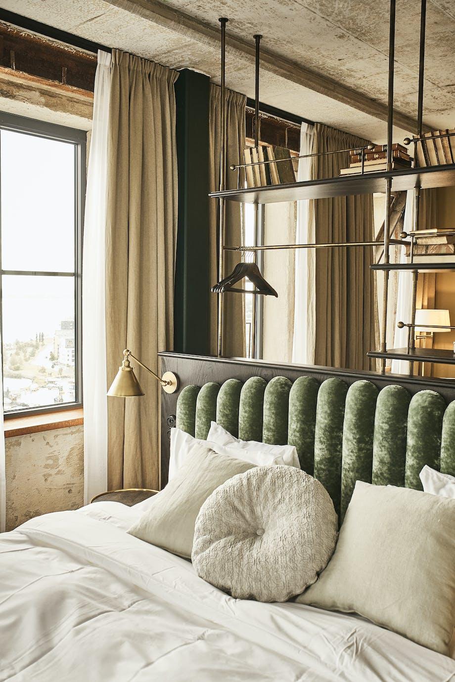 Hotel værelse luksus seng