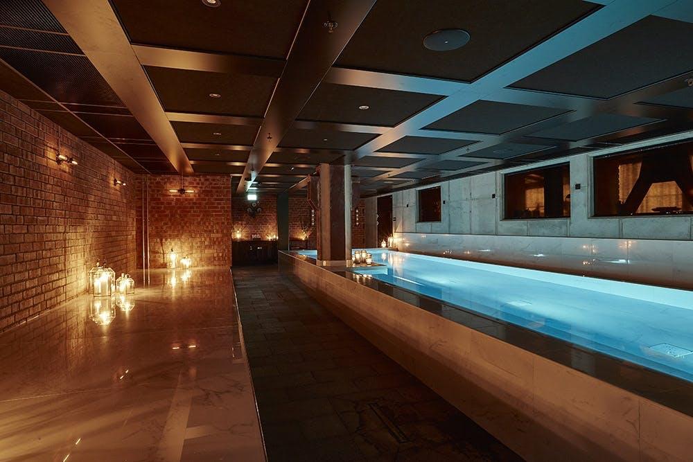 Spa hotel pool luksus