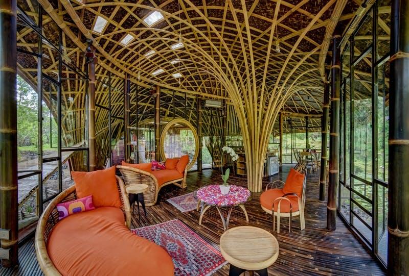 Bali indretning luksus hotel
